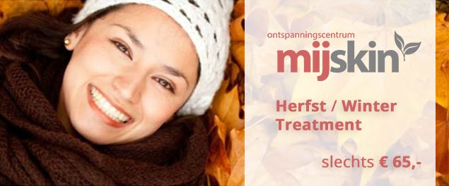 Mijskin Herfts-Winter Treatment
