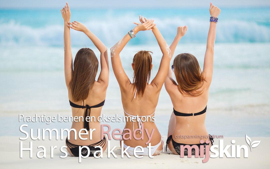 Mijskin Summer Ready Hars pakket
