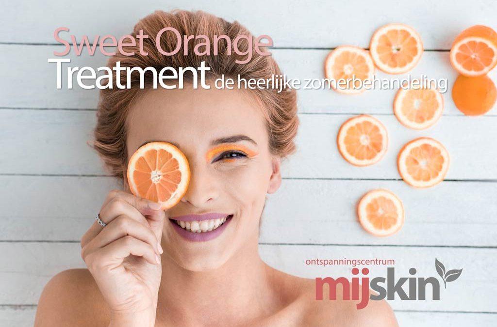 Sweet-orange Treatment